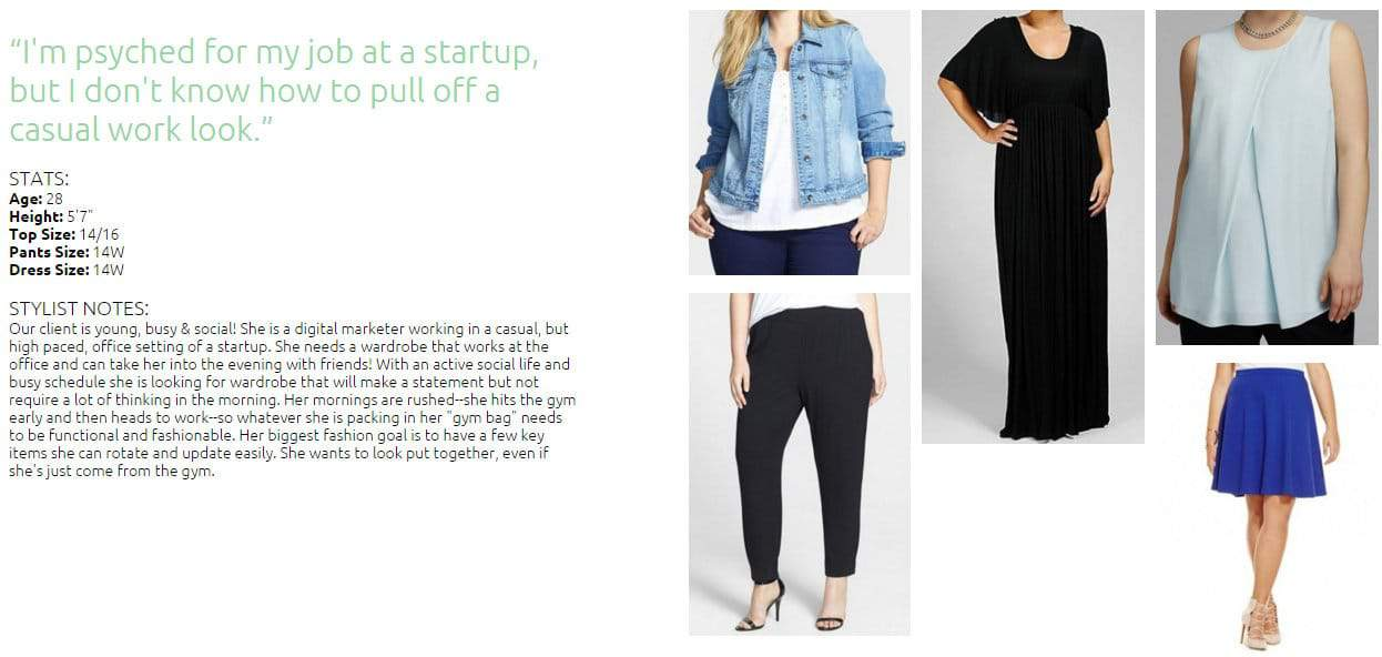PLVSH: The Personal Styling For Plus Size Women, By Plus Size Woman