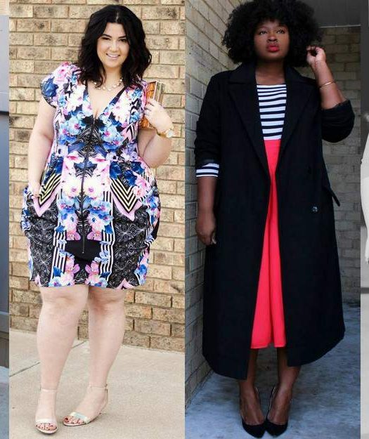 TCFStyle: 7+1 Curvy Cuties That Make Fat Look Fab