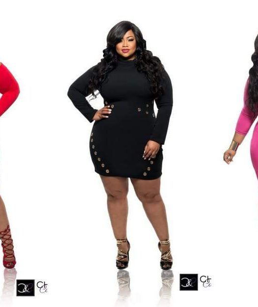 Valentine's Day and Date Night Inspirations with the Chic and Curvy Lookbook