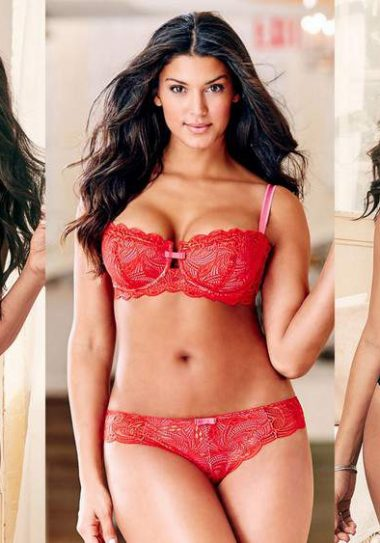 Feeling Feisty? The Adore Me Valentine's Day Plus Size Lingerie Lookbook