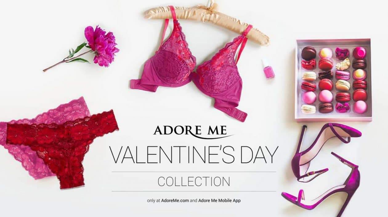 Adore Me Valentine's Day Plus Size Lingerie Lookbook