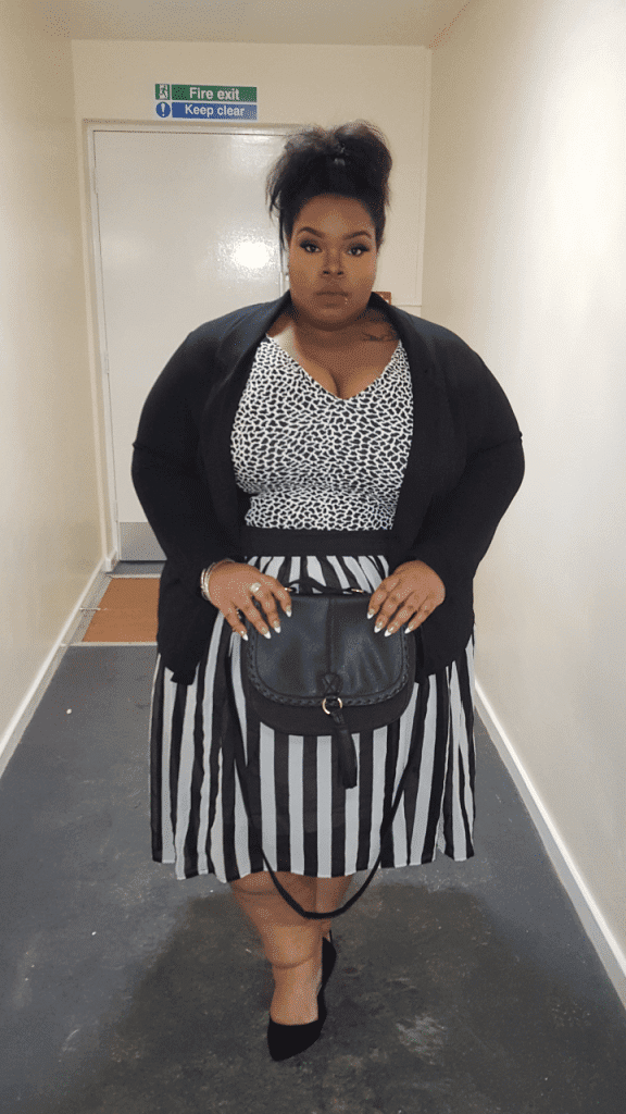 15 Non-Hourglass Plus Size Fashion Bloggers- U Cant Wear That
