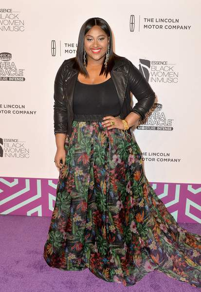 Jazmine Sullivan 2016 Essence Black Women Music