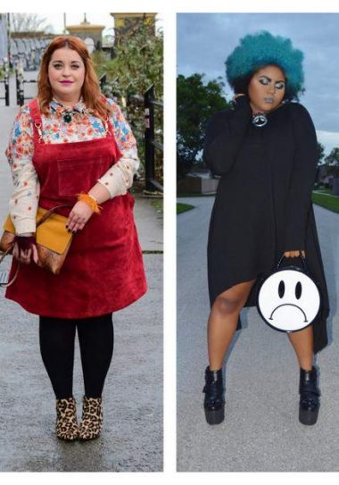 12 Plus Size Bloggers to Follow