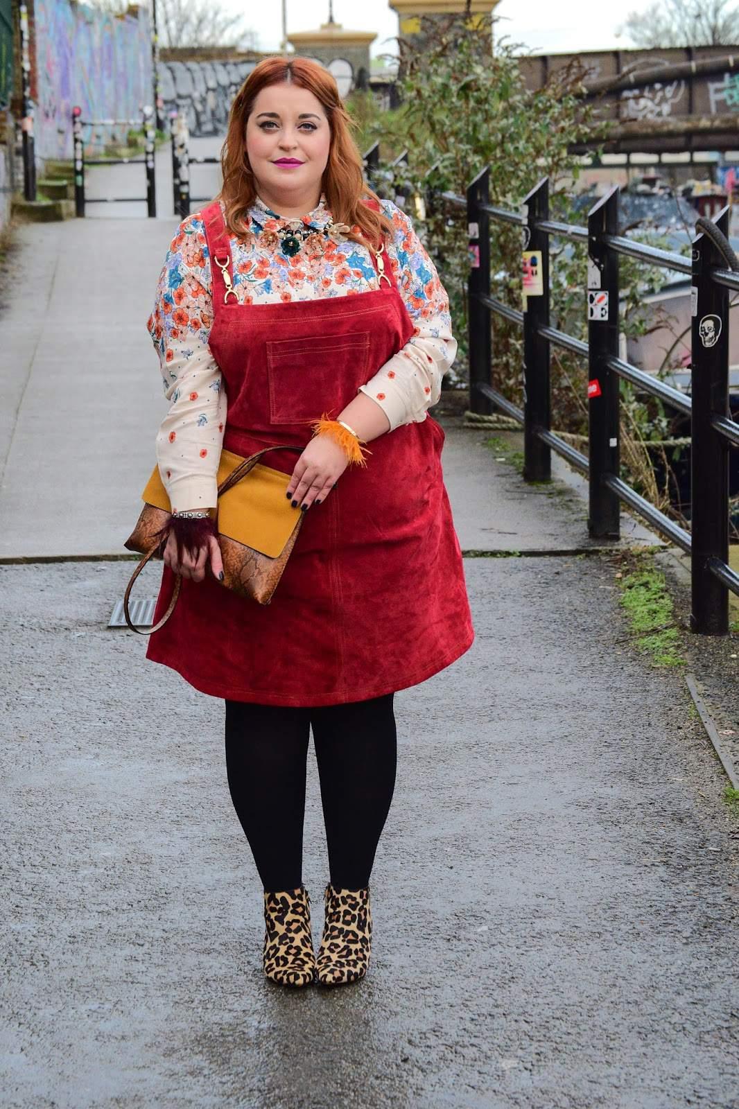 12 Plus Size Bloggers to Follow: Danielle Vanier