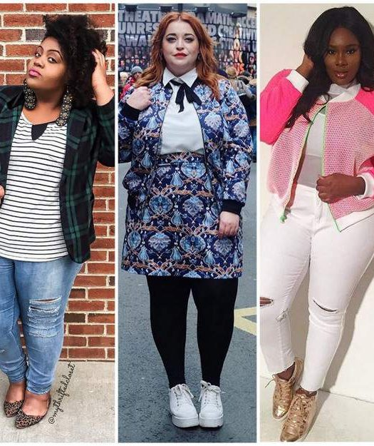 Show Me, Style Me: These 11 Plus Size Bloggers are Winning In Flats