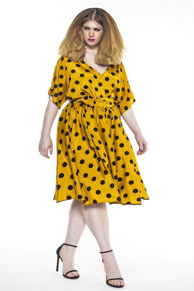 Plus Size Designer- Jibri Spring 2016 Collection on TheCurvyFashionista.com