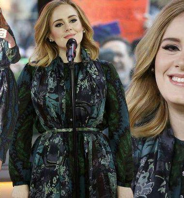Adele To Launch a Clothing Line? Maybe!