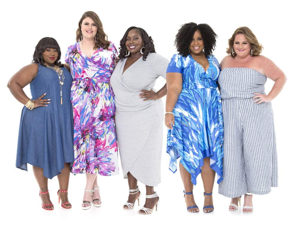 Ashley Stewart Launches & Extends Their New Spring Dress Collection up to Size 32