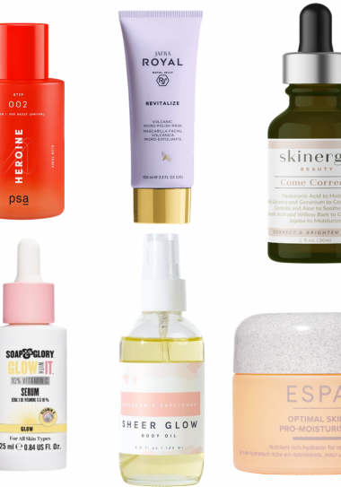 Glowing Skin By Spring: 6 Must-Try Products