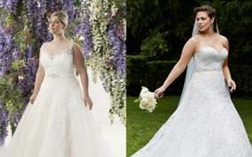 Plus Size Bridal Boutiques