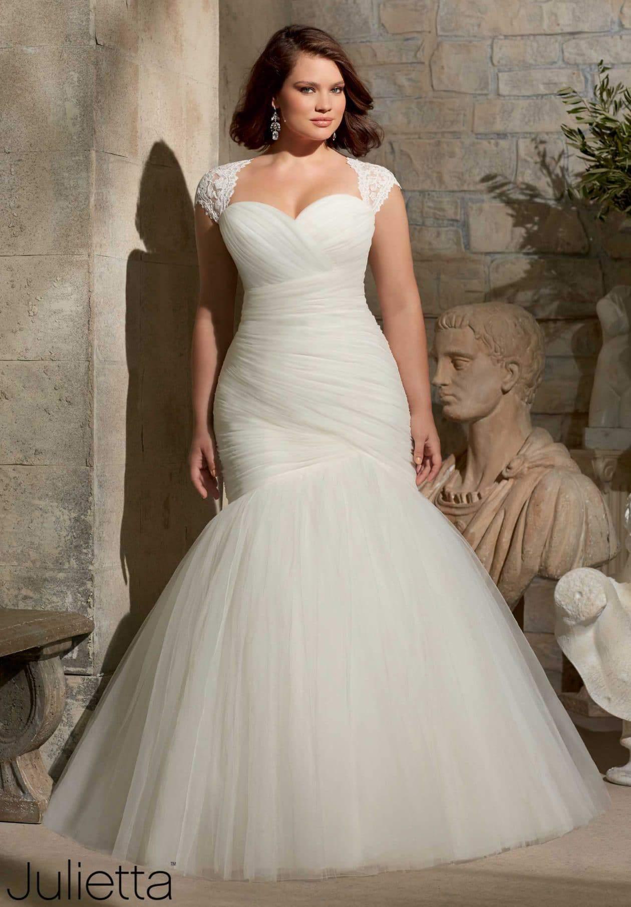 Curvique Bridal Boutique Mori Lee Plus Size Wedding Dress