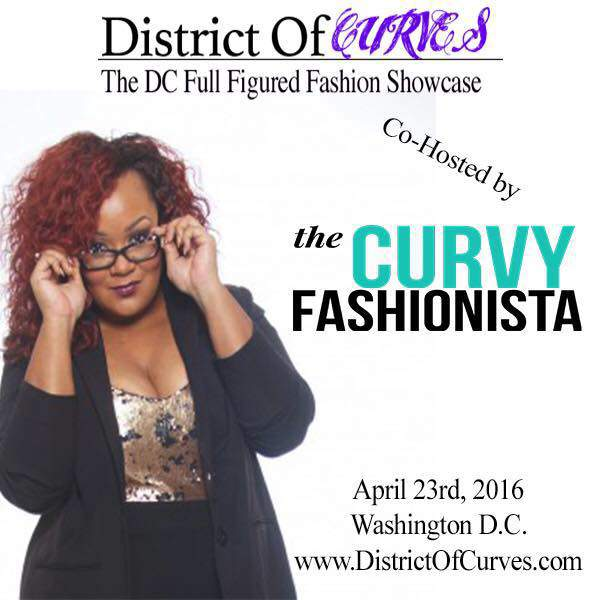 District of Curves cohosted by The Curvy Fashionista