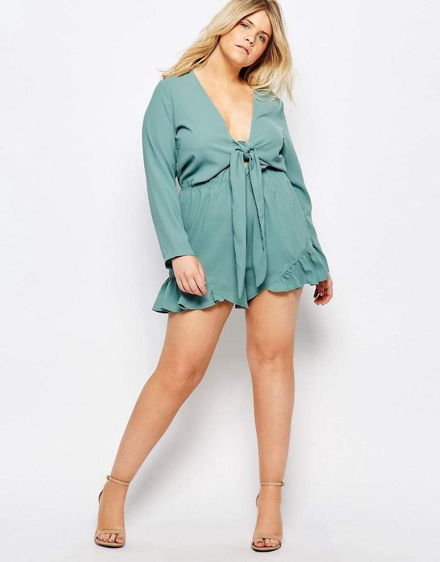 11 Plus Size Rompers to Wear Now!