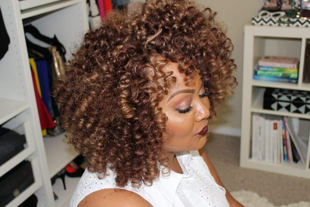 BLONDE Crochet Hair by Latched n Hooked
