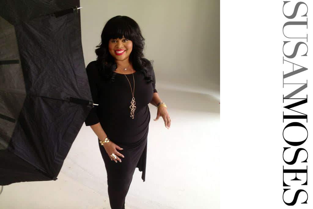 Plus Size Celebrity Stylist Susan Moses