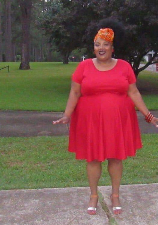 Maui Bigelow curator of PHAT Girl fresh