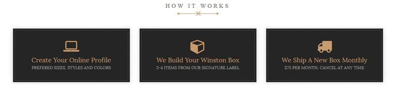 For the Big & Tall Man: The Winston Box