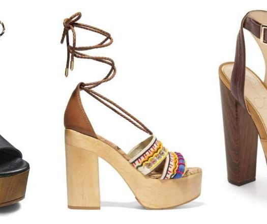 Platforms, Wedges, and Stacked Heels- Oh My! 11 Summer Sandals to Rock Now!