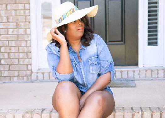 Plus Size Blogger spotlight on Talking with Tami