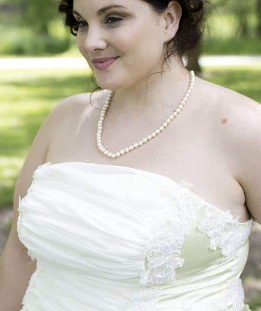 The Hannah Caroline Plus Size Bridal Collection Garden Dreams