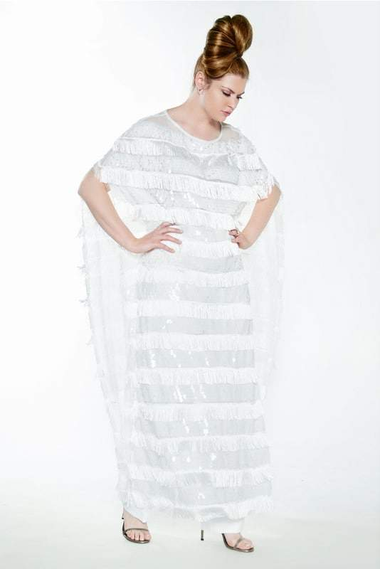 The Jibri Plus Size Bridal Collection