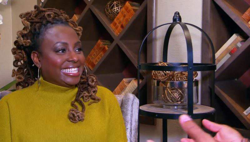 Ledisi on Curvy Style with Timothy Snell