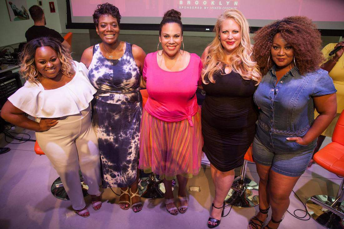 Ashley Stewart's Rock the Block Party at BRIC
