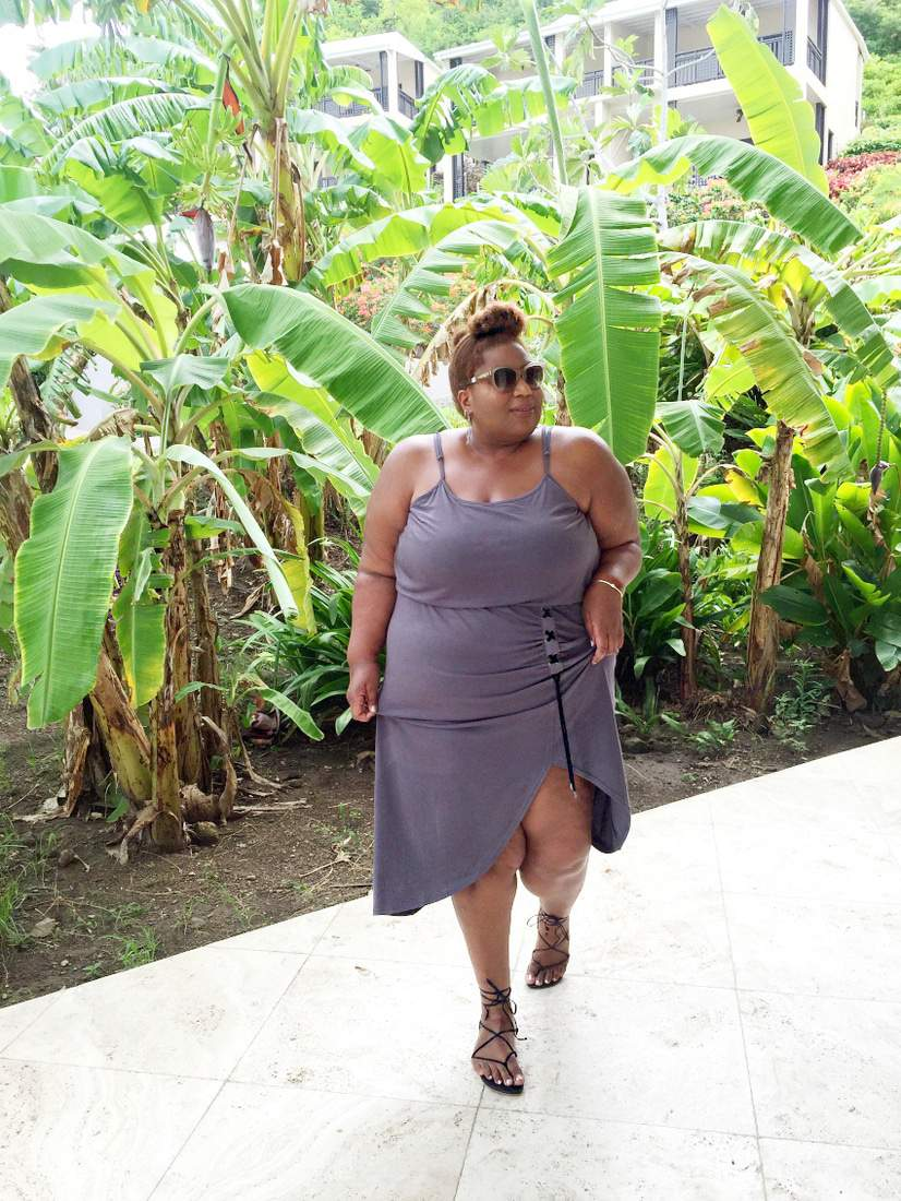 Travel with confidence as a plus size woman
