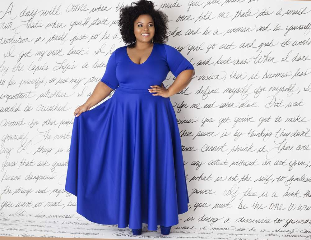 Courtney Noelle Plus Size Fashion