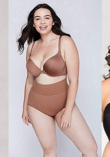 Plus size bras