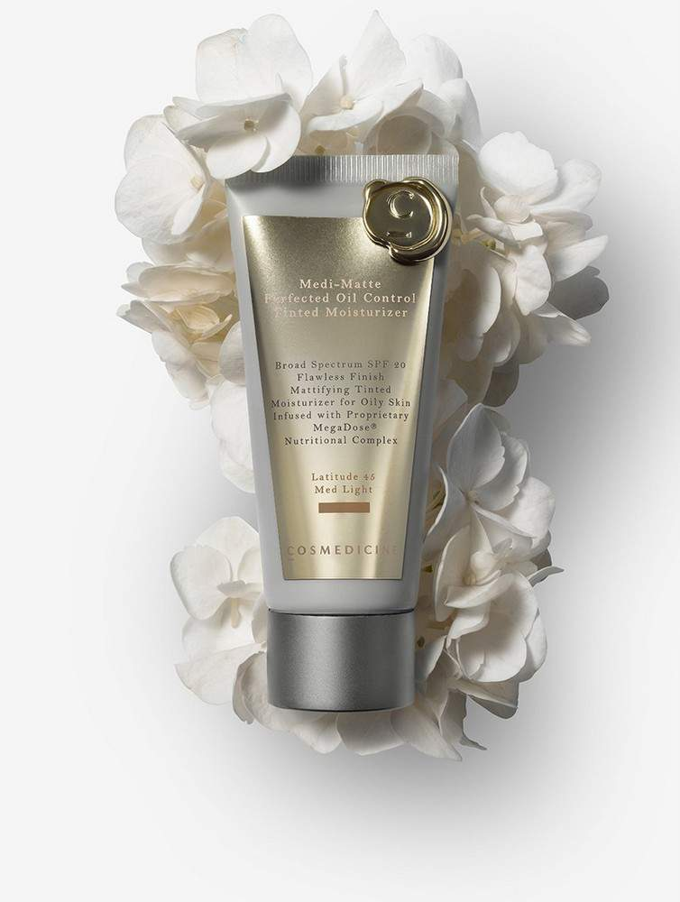 Medi Matte Perfected Oil Control Tinted Moisturizer