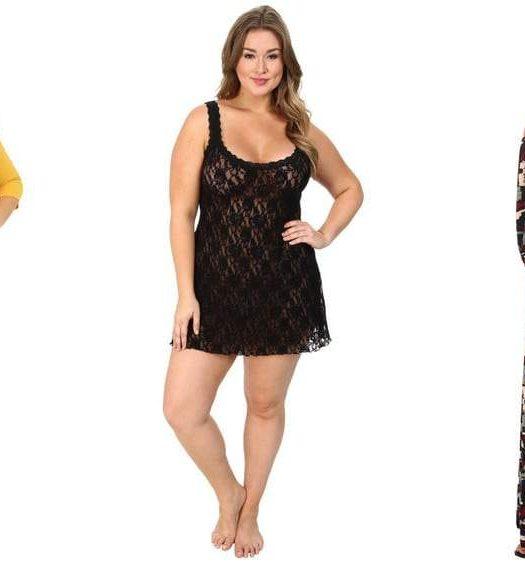 Zappos plus size fashion finds