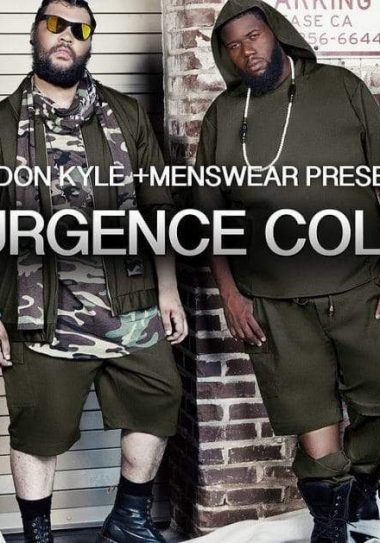 First Look at Brandon Kyle's Plus Menswear Collection!