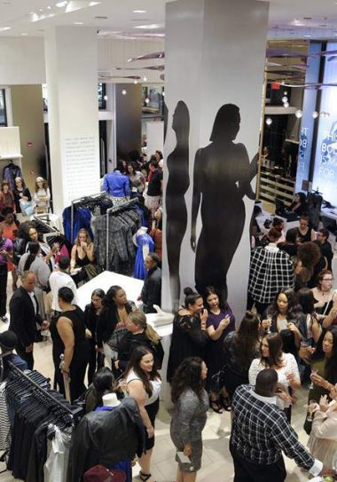 TCFStyle at NYFW: The Christian Siriano x Lane Bryant Launch Party
