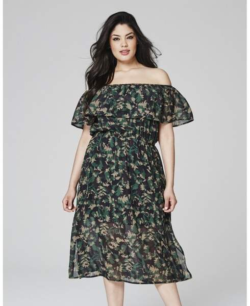 off the shoulder dress simply be