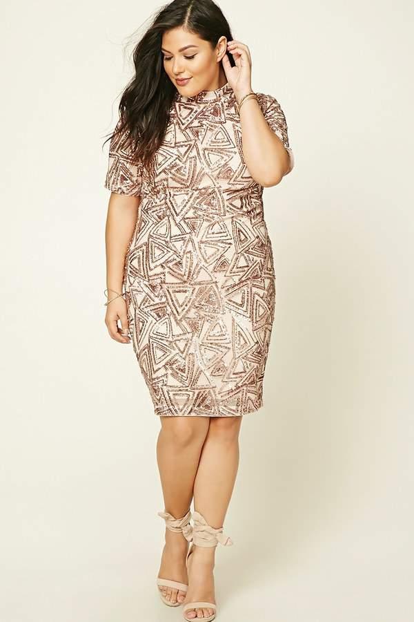 Sequin Dress-Forever21