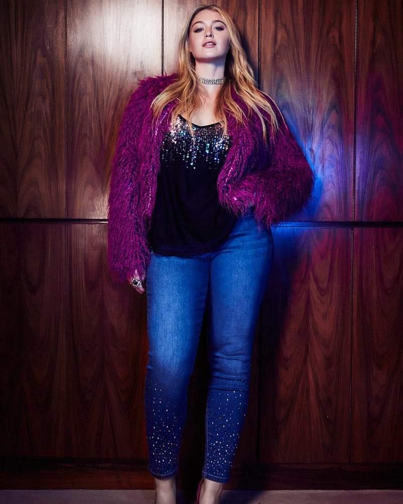 The Addition Elle Holiday Lookbook on The Curvy Fashionista