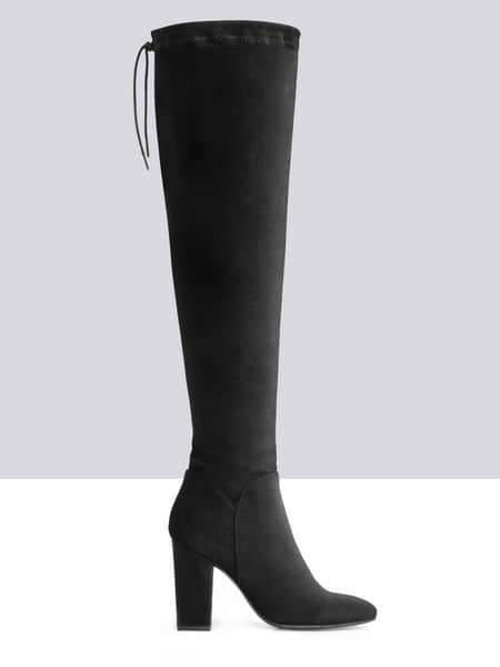 Empress Over the Knee Wide calf boot by Tedand Muffy