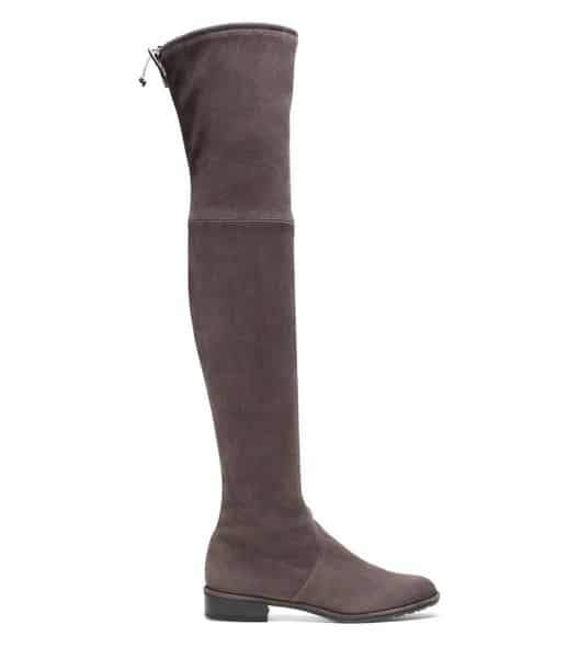 The Lowland Wide Calf Boot at Stuart Weitzman