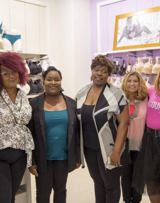 Around Town: The Lane Bryant Makeover Event for Breast Cancer Survivors
