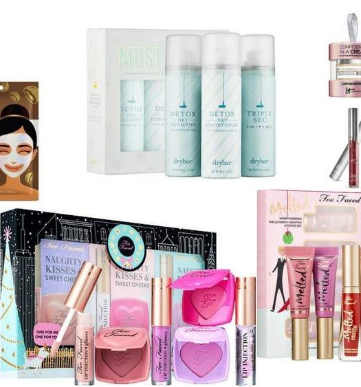TCF Holiday Gift Guide: Beauty Stocking Stuffers to Wow and Amaze