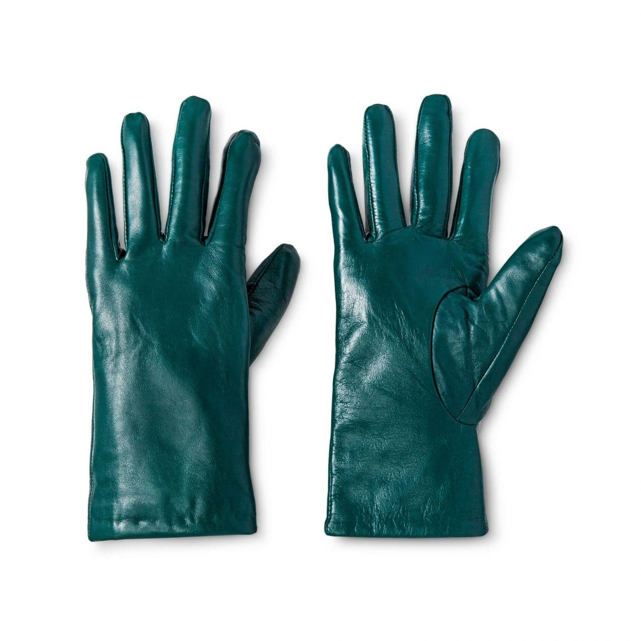 Leather Tech Touch Glove