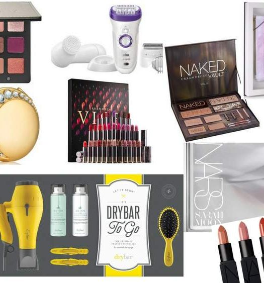 TCF Holiday Gift Guide- Luxe Beauty Gift Options