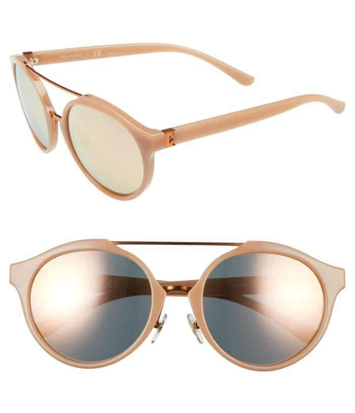 Tory Burch Roose Gold Sunglasses