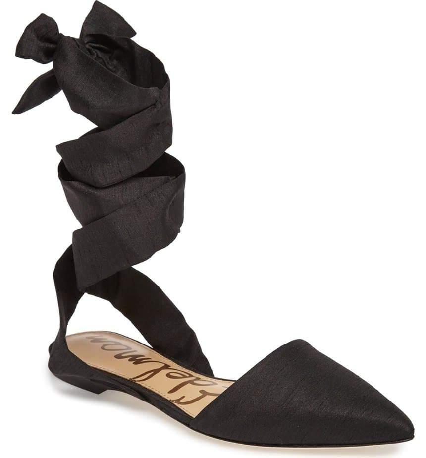 Sam Edelman Brandie Lace-Up Flat