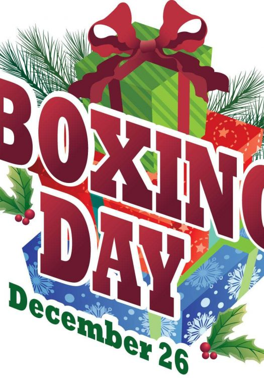 Plus size Boxing Day Sales