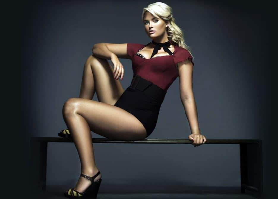 Whitney Thompson America's Next Top Model