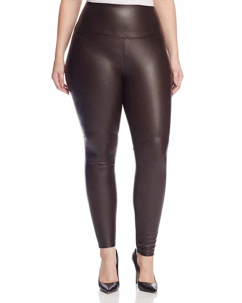 Lysse Faux Leather Plus Size Leggings