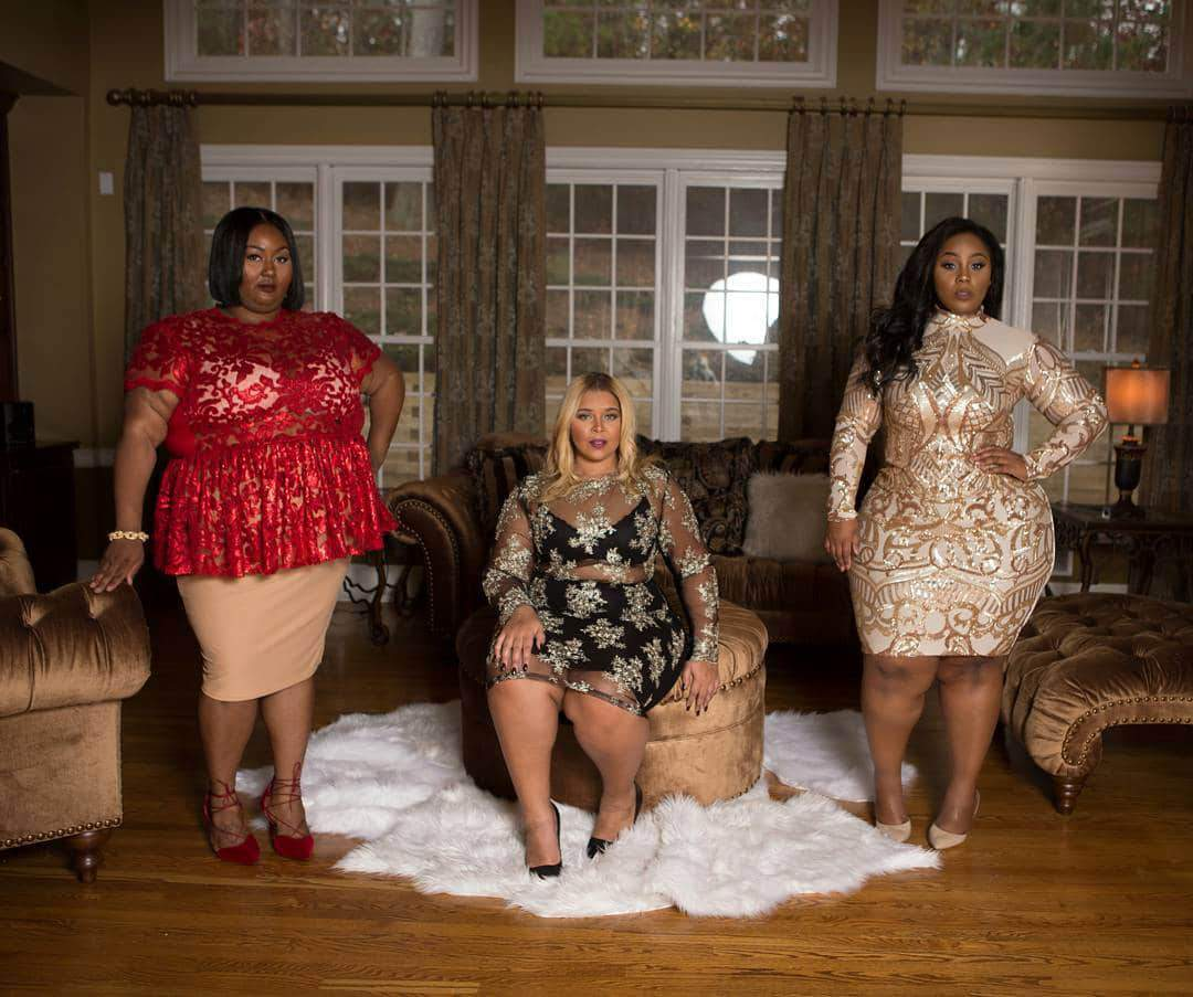 The Miss Diva Kurves Collection